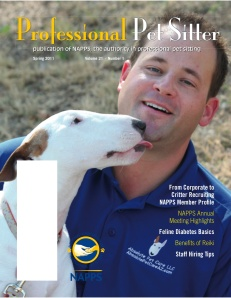 Professional Pet Sitter Magazine