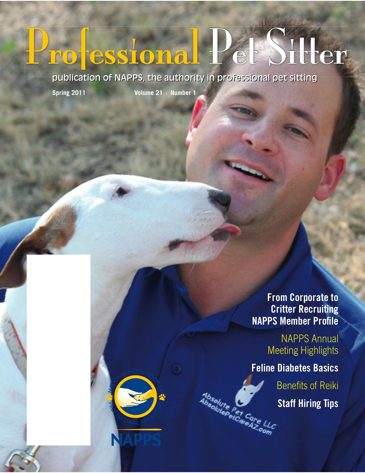 heise certified pet care specialistabsolute pet care llc scottsdale az